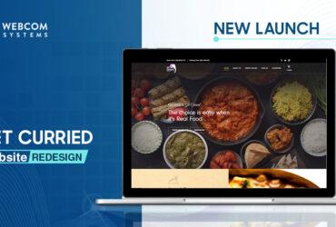 Website Redesign and Rebuild: GetCurried.com.au